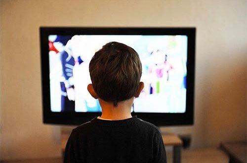 Les écrans et les enfants
